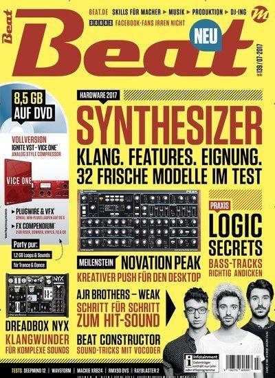 #Synthesizer: Klang, Features, Eignung - 32 frische Modelle im Test 🎙🎚🎛  Jetzt in Beat Magazin:  #Musikproduktion #DJ