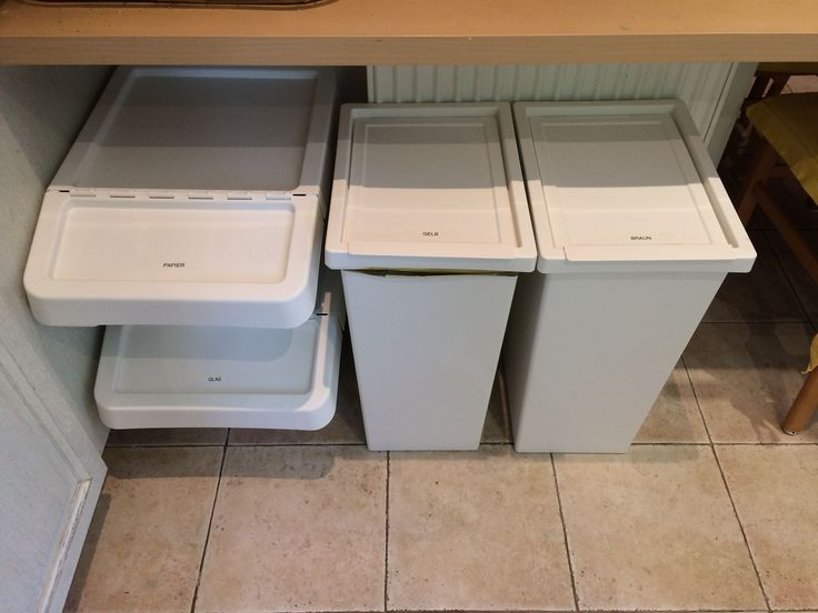 best 25 recycling station ideas on pinterest indoor recycling bins recycling bins for home. Black Bedroom Furniture Sets. Home Design Ideas