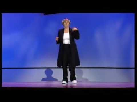 My hero; Victoria Wood -  Menopause and Health Food Shops Live at the Albert 2001