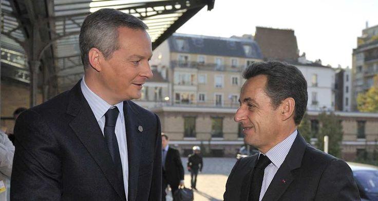 UMP : Le Maire et Sarkozy au coude à coude auprès des sympathisants de droite, Politique