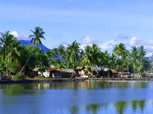 Sumatra Island Indonesia
