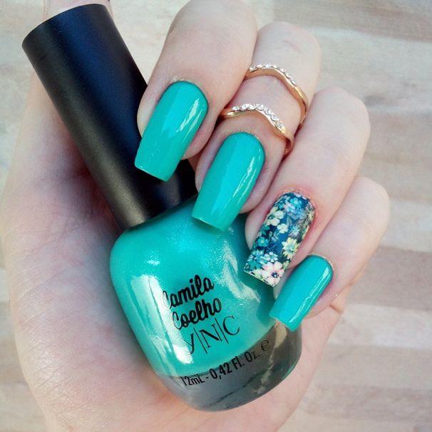 YNC Blue Jade by #CamilaCoelho #Yenzah