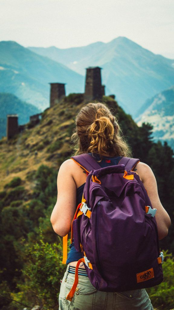 ... lightweight backpack for long-term traveling - Journal of Nomads. Cabin  Zero Review - Classic36L - Purple Cloud - Backpack Cynthia - Journal of  Nomads 169c129f7f