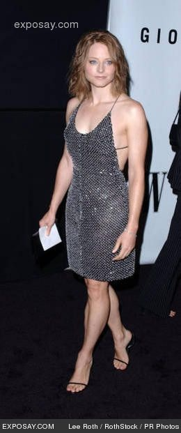 Jodie Foster Fashion and Style - Jodie Foster Dress, Clothes, Hairstyle - Page 3