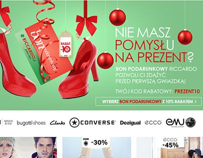 "Check out new work on my @Behance portfolio: ""Riccardo for Christmas - e-mailing campaign"" http://on.be.net/1rNYVfQ"
