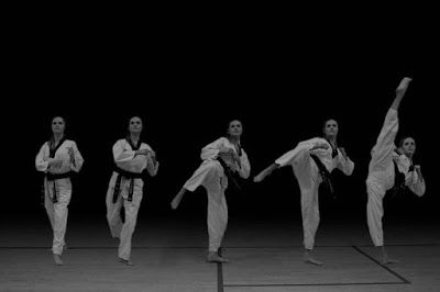 MACAM - MACAM SENI BELA DIRI: Sejarah Singkat Taekwondo