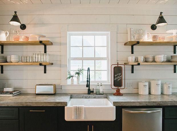 Das Magnolienhaus, dekoriert für die Feiertage – Haus und Heim