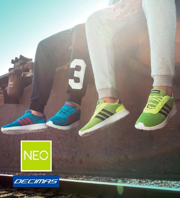¿Aún no tienes las adidas NEO Lite Racer que harán que tu verano sea increíble? Descúbrelas en tu tienda Decimas en tu #CCPlazadeArmas http://goo.gl/Bah326