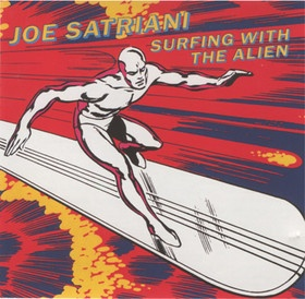"Joe Satriani: ""Surfing With the Alien"" (1987) - Always with me, always with you."