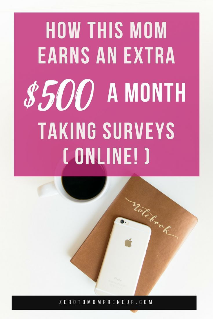 Want to make money from home fast? If you're a mom looking for online, learning how to take surveys for money online is a great start! This is a legit way to earn money online. Click through to see my step by step guide and tutorial for how to take survey