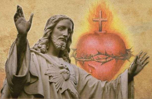 """Corazón de Jesús, """"corazón"""" del Evangelio: Junio, mes del Corazón de Jesús"""