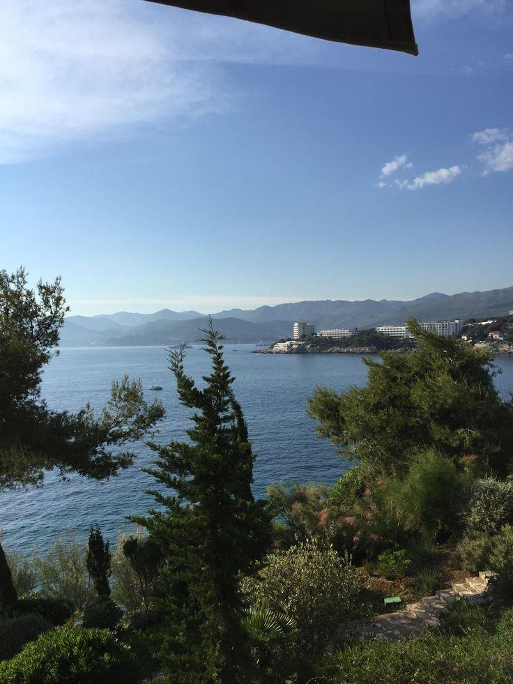 Beautiful view #Dubrovnik