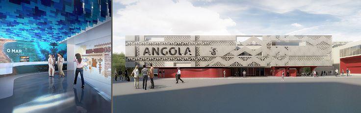 Angola Pavilion Expo Milan 2015