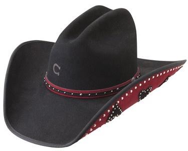 6428fda230598 Charlie 1 Horse Well Suited Black Wool Felt Cowboy Hat