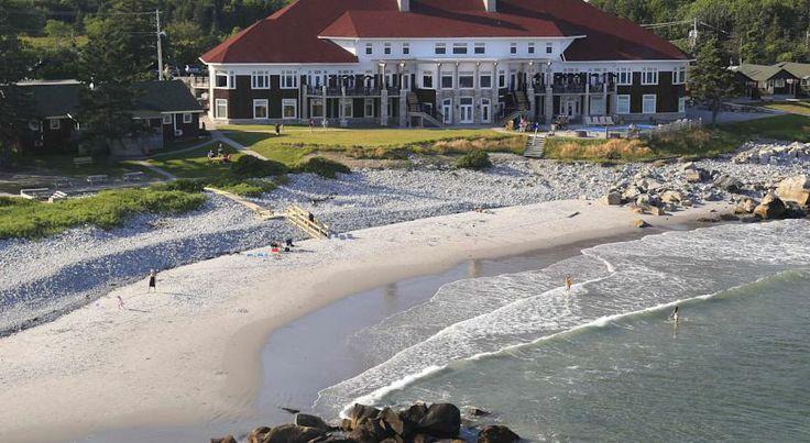 White Point Beach Resort , Liverpool, Nova Scotia