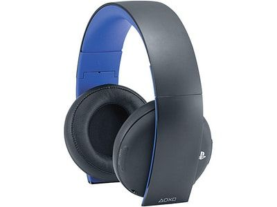 PlayStation® Gold Wireless Stereo Headset