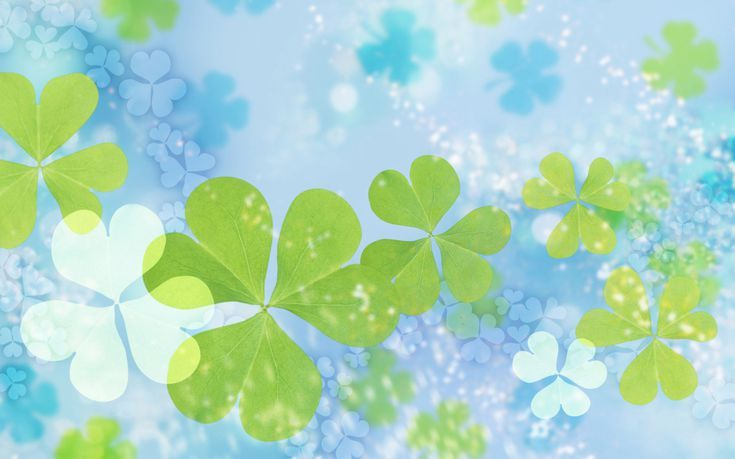 Brighten Up Your Background With A Free St Patrick S Day Wallpaper St Patricks Day Wallpaper Background Hd Wallpaper Abstract