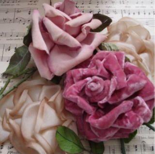 Vintage Millinery Flowers