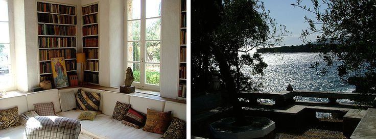 Mani - a select Bibliography -- the late Patrick Leigh Fermor's house in Greece