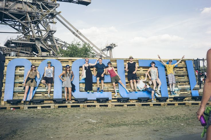 MELT Festival - One of the biggest and unique location where pop meets electro festival in Germany.
