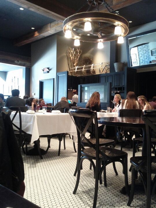 Classy restaurant
