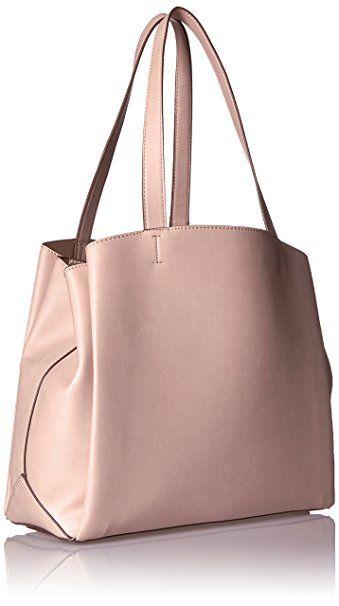 0645c61c8 Amazon.com: nine west Gaya bolsa, Beige, talla única : Clothing | zapatos  carteras y accesorios Dama. | Bags, Fashion y Bucket Bag