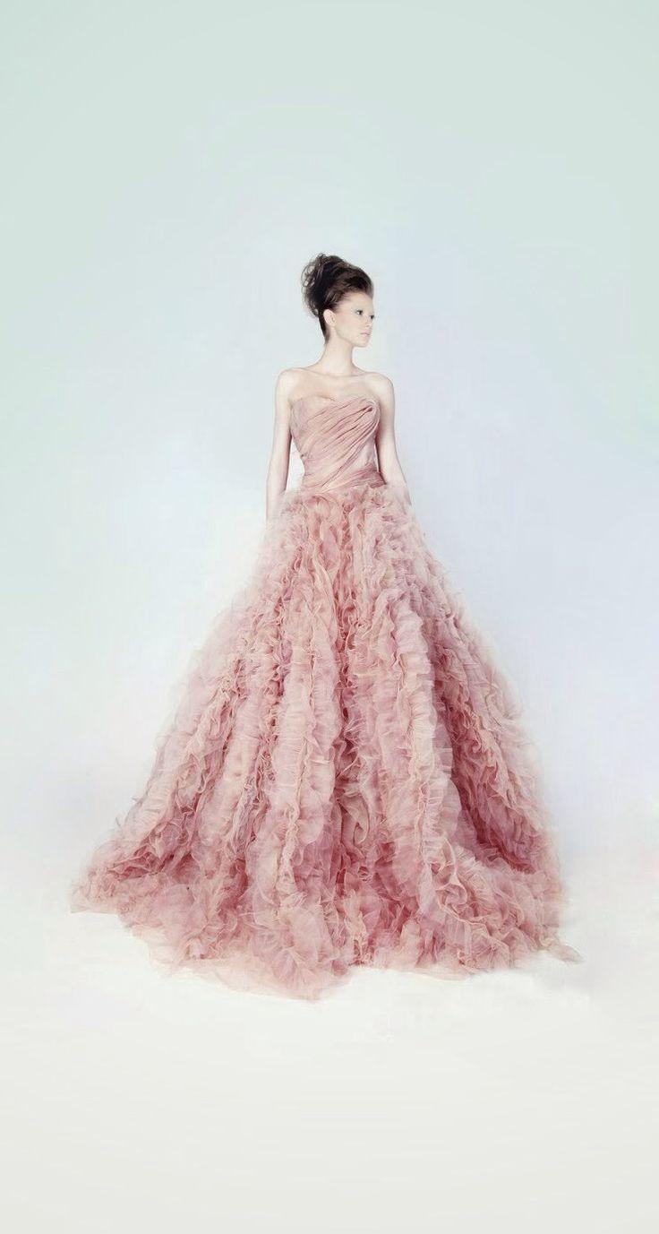 33 mejores imágenes de Zac Posen en Pinterest | Vestidos de fiesta ...