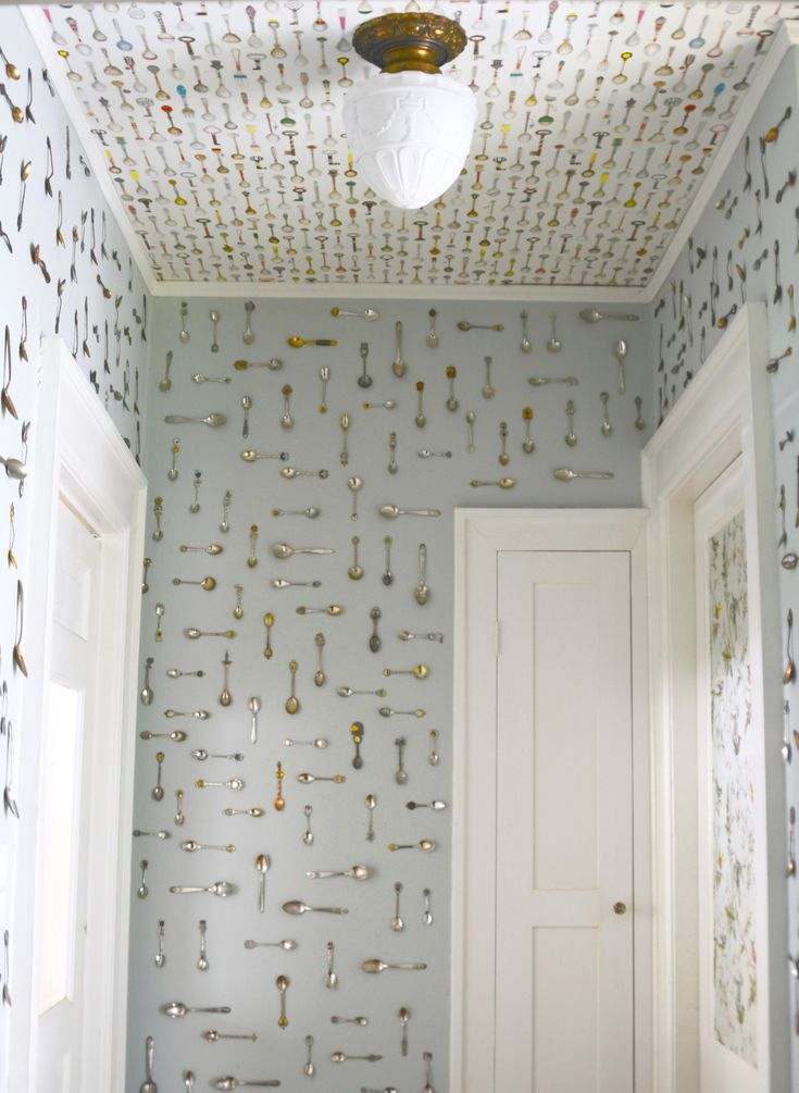 29 Stylish Ceiling Wallpaper Ideas For Every Room Wallpaper Ceiling Home Wallpaper Pop Ceiling Design