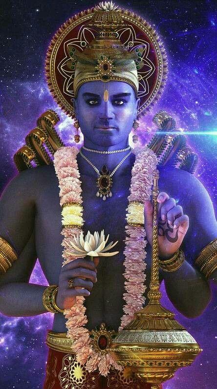 Jay Shri Hari Hindu Gods Lord Vishnu Krishna Lord Vishnu
