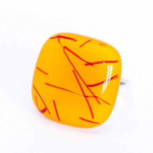 Narancs-sáfrány gyűrű