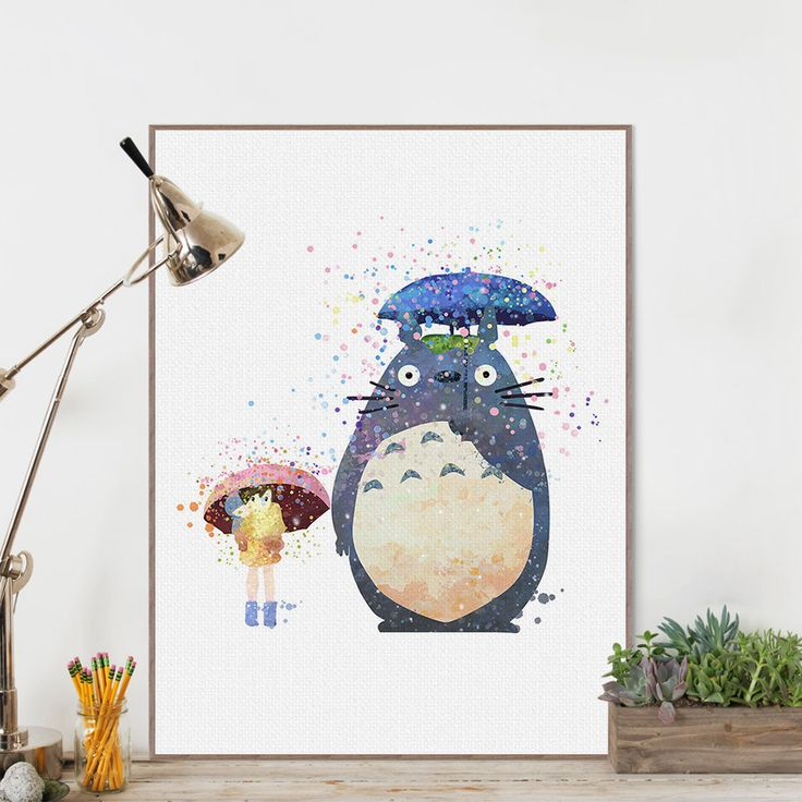 Totoro Poster - Home Decoration  Join us if you like Totoro  Totoro Poster - Home Decoration  $ 9.95   ✈️FREE Shipping Worldwide  | 2000+ Products  Shipped Worldwide | Refund Guarantee |  See more pic in www.totoroshop.co  〰〰〰〰〰〰  #totoro #totoroshopco #japan #ghibli #freeshipping #toys #gift #cosplay #love #life #anime #cute #nice  #girls #japanstyle