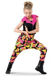Weissman™   Hip-Hop Dance Costumes: Recital & Competition