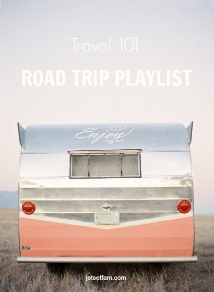 The Ultimate Road Trip Playlist | The JetSet Family