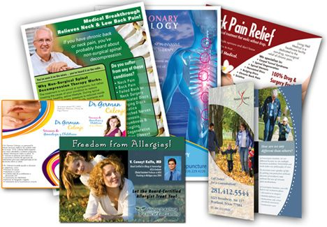 Your brochure should be able to stand out from the crowd!