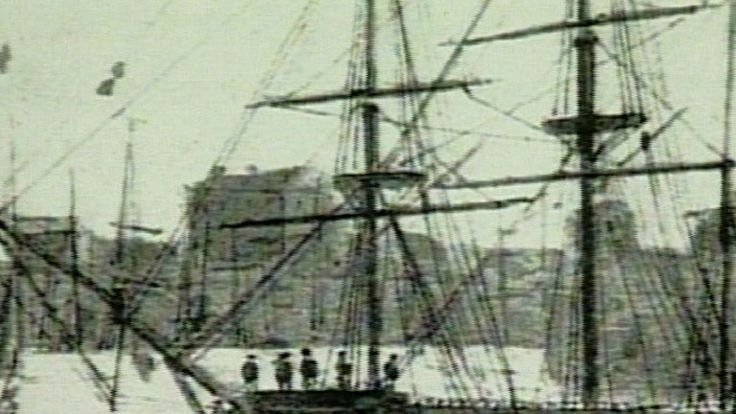 Charles Darwin - A Fantastic Voyage, description of the ship.