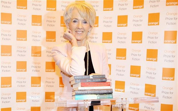 Madeline Miller is the official Winner of the final Orange Prize for Fiction. Her book The Song of Achilles is 'original, passionate, inventive and uplifting' according to chair of judges Joanna Trollope.