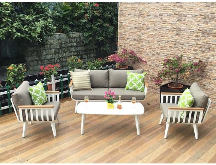Chateauxae Posted To Instagram Outdoor Garden Corner Sofa Sy1005 Mueble Garden Sofa Aluminum F Corner Sofa Outdoor Corner Sofa Luxury Luxury Modern Furniture