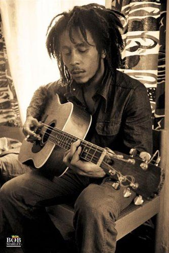 """Bob Marley- Best music maker ever- had a good soul and heart! """"I shot the sheriff, but I swear it was in self defense! oh oh oooooh!"""" -H"""