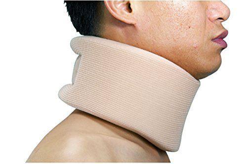 Novolife Nl-21010 Collier Cervical 56 cm Taille L: Ce collier cervical est idéal pour soulager les douleurs dues au froid, torticolis,…
