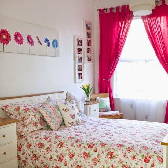12 quartos pequenos e acolhedores - * Decoração e Invenção *