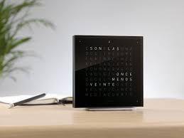 reloj de palabras - lo más en el CasaDecor de 2014