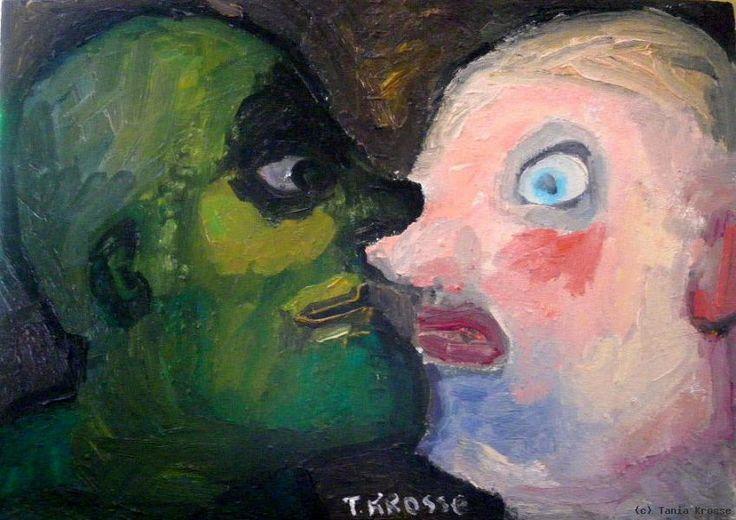 "Tania Kant Krosse: ""Leben und Tod kernenergie"""