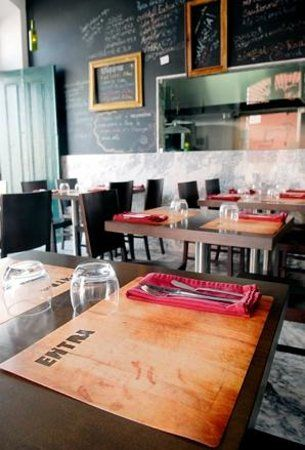 """Restaurant """"Entra"""", Lisboa Very popular with locals good food&prices also will create gluten free dishes"""