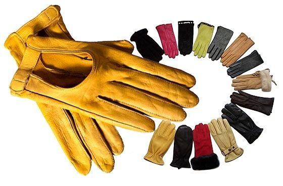 Как ухаживать за кожаными перчатками