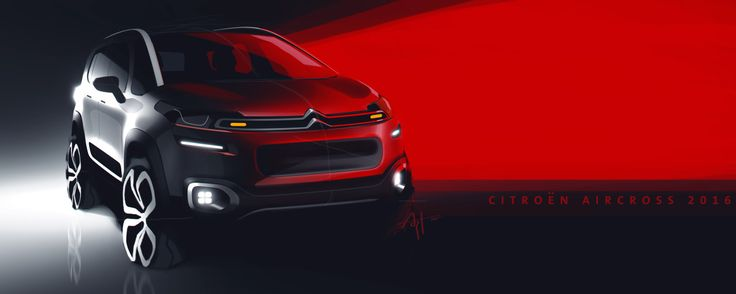 Citroen Aircross 2016 By Deadbrush  With Images