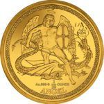 World Mint News Blog #gold #coin #collection #value http://coin.remmont.com/world-mint-news-blog-gold-coin-collection-value/  #coin news # On October 18, the Government and Treasury of the Isle of Man launched their latest and final gold Angel, which includes a Christmas-themed privy mark, in time for a festive celebration of the holiday season. The 2016-dated coins will be the last in the concluding series, which was originally introduced in 2004Read More