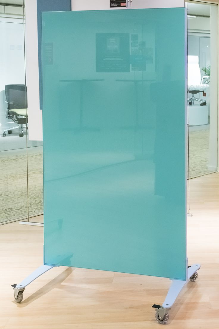 Egan GlassWrite Boxcore Mobile with Custom Color Base, Frame and Infill