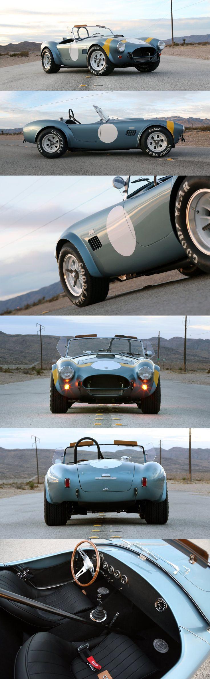 50th Anniversary CSX7000 FIA Continuation Cobra by Shelby American Inc.