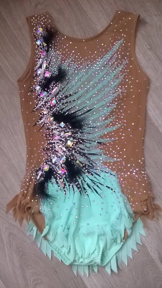 Made To Measure RHYTHMIC GYMNASTICS Leotard Kids Dancewear