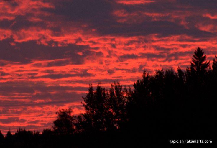 Sunrise, sunrise looks like morning in your eyes